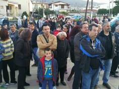 Λαϊκή συνέλευση διαμαρτυρίας στα Εξαμίλια για την Εγκληματικότητα