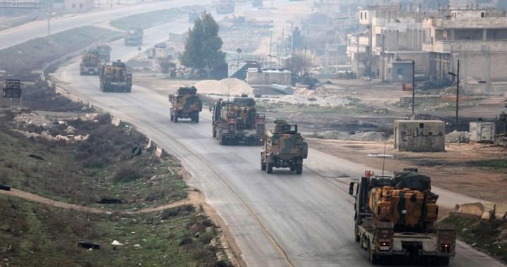 Εισέβαλαν στην πόλη Αφρίν οι Τούρκοι: Έθεσαν υπό τον έλεγχό τους πολλές συνοικίες