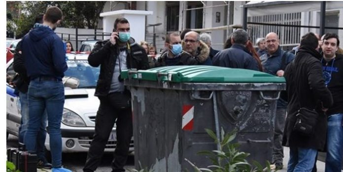 26χρονη η μητέρα που πέταξε το βρέφος Νεκρό στα σκουπίδια