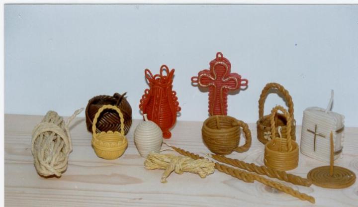 «Το κερί: παραδόσεις και παραδοσιακές τεχνικές» Δράση στο πλαίσιο των Ευρωπαϊκών Ημερών Χειροτεχνίας