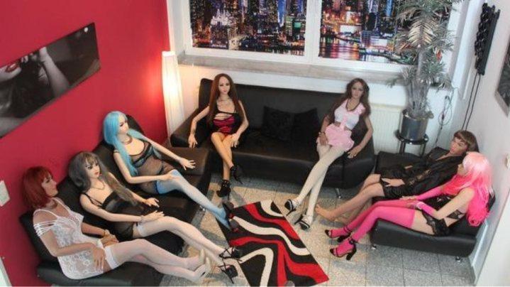 Στο Ντόρτμουντ της Γερμανίας ο πρώτος οίκος ανοχής με dolls