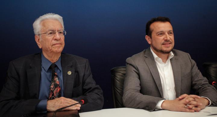 Παραίτηση Κριμιζή από τον Ελληνικό Διαστημικό Οργανισμό με βαριές κατηγορίες