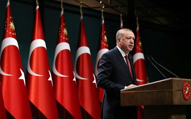 Ερντογάν: Ειρήνη με την Ελλάδα – Όχι άλλες εντάσεις«Η ειρήνη μαζί σας δεν μοιάζει με καμία άλλη»