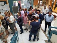 Πολύ μεγάλη συμμετοχή στις εσωκομματικές της ΝΔ στην Κορινθο