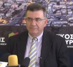 Σταυρελης: Έχει ονοματεπώνυμο η ευθύνη για την υποβάθμιση του κεντρου