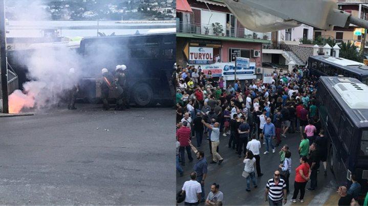 Μυτιλήνη: Όλο το νησί βγήκε στους δρόμους