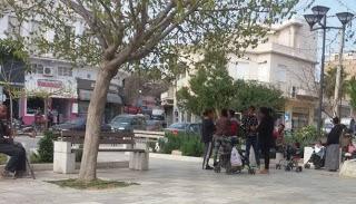 Συμπλοκή αθίγγανων στο κέντρο του Κιάτου