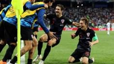 Πάτησε το… πτώμα της Αργεντινής η Κροατία!