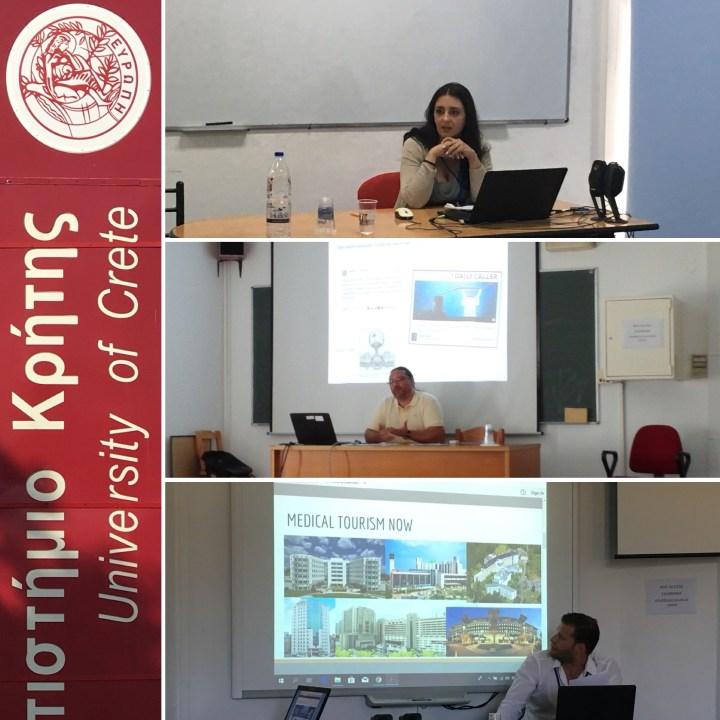 Με 3 συμμετοχές από την Κορινθία το 2ο Διεθνές Διεπιστημονικό Συνέδριο ICCONSS στην Κρήτη