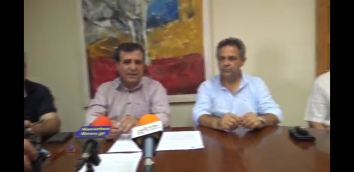 2 Νέες Συμβάσεις Έργων υπέγραψε ο Δήμαρχος Κορινθίων