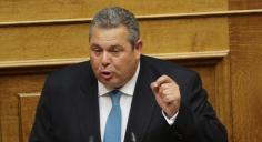 Ο Καμμένος κατηγορεί τον Ρουβίκωνα για προπαρασκευαστικές πράξεις κατά του πολιτεύματος