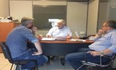 Συνάντηση Δημάρχου Τρίπολης με τον Εμπορικό Σύλλογο για τα «Ανοιχτά Κέντρα Εμπορίου»