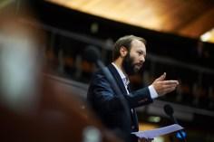 Ο Γ. Ψυχογιός εξελέγη Πρόεδρος της Υποεπιτροπής Ένταξης στο Συμβούλιο της Ευρώπης