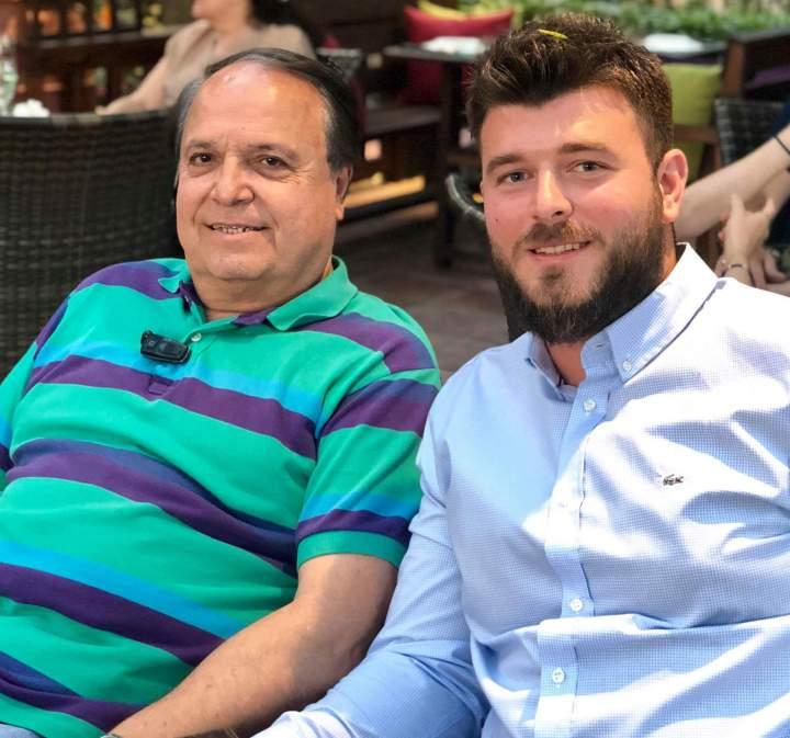 Συνάντηση γνωριμίας ΔΗΜΤΟ Κορίνθου με τον τομεάρχης Νίκο Φατουση
