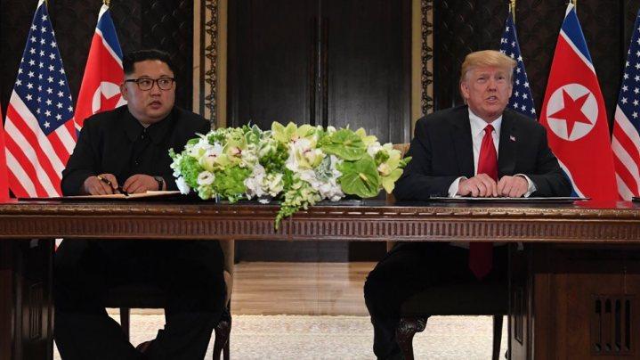 «Ιστορική» συμφωνία Βόρειας Κορέας-ΗΠΑ