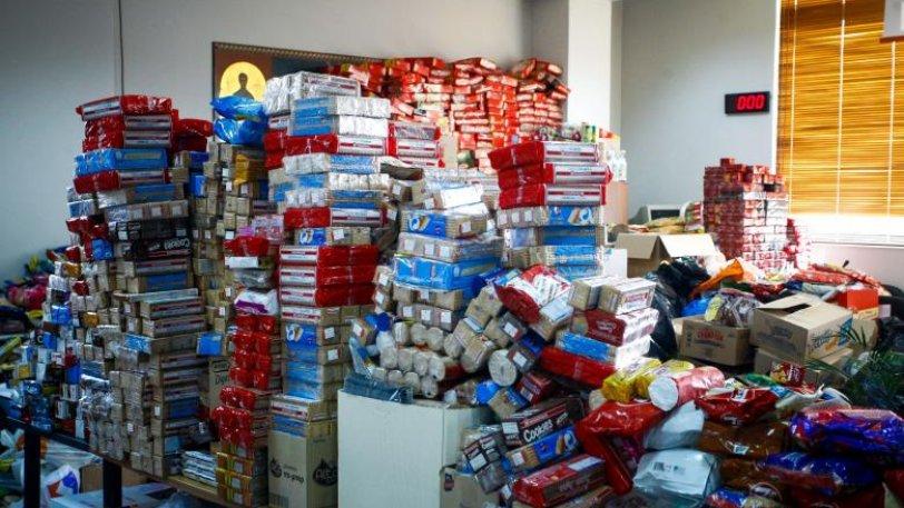 Δήμος Ραφήνας: Μην συγκεντρώνετε τρόφιμα, νερό και ρούχα