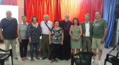 1ο Συνεδριο Λαογραφιας στη Στιμαγκα απο τον Χορευτικο Λαογραφικο συλλογο ΘΥΑΜΙΣ