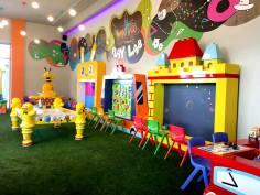 Save the Date: 28 Ιουλίου το νέο Volta Fun Town στο Mare west στην Κόρινθο