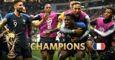 Παγκόσμια πρωταθλήτρια μετά από 20 χρόνια η Γαλλία!