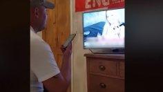 Άγγλος οπαδός τηλεφωνεί σε ροζ κανάλι για να πει στην κοπέλα… it's coming home!