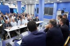 H ομιλία του κ. Παναγιώτη Πιτσάκη Προέδρου Επιμελητηρίου Κορινθίας στον Πρόεδρο της Ν.Δ κ. Κυριάκο Μητσοτάκη