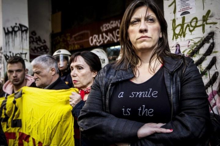 Μήνυση για τα θύματα στο Μάτι καταθέτει η Ζωή Κωνσταντοπούλου