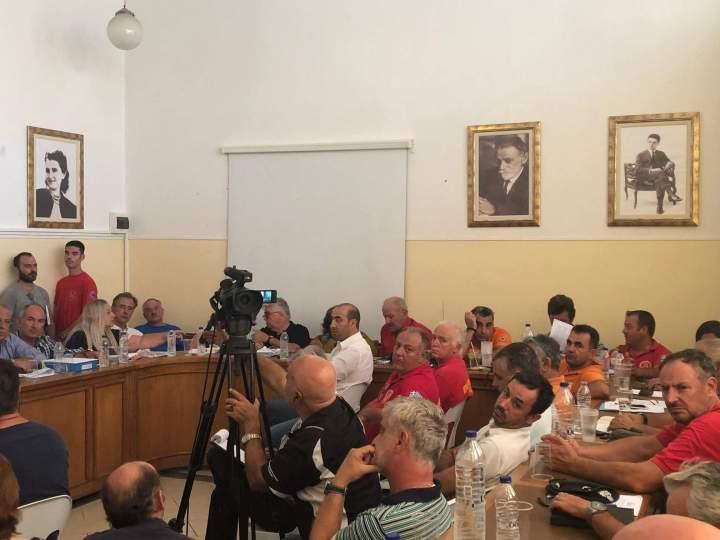 Συνεδρίασε το Συντονιστικό Όργανο Πολιτικής Προστασίας της Περιφερειακής Ενότητας Κορινθίας