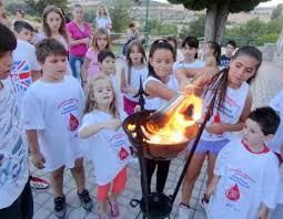 Στις 24 Αυγούστου η πολιτες σας ενημερωνουμε πως η εκδηλωση υποδοχης της Φλογας της Αγαπης