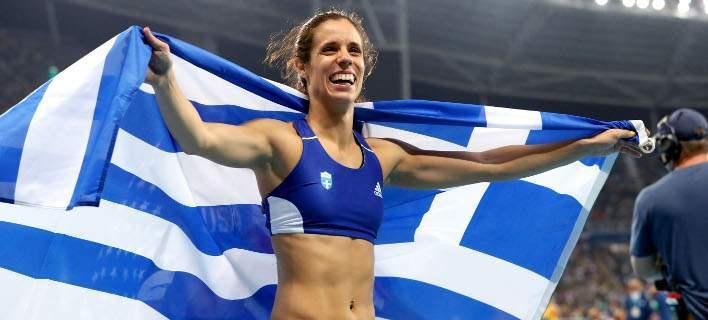 Diamond League: Χρυσό μετάλλιο ξανά η Στεφανίδη!