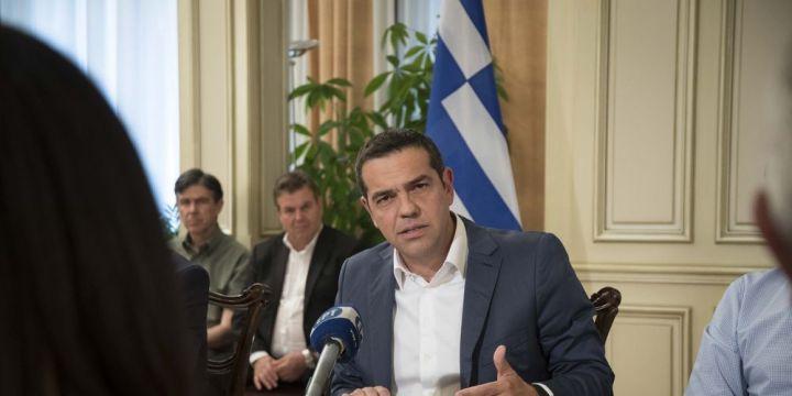 Ανακοινώνεται από τον Αλέξη Τσιπρα το νέο σχέδιο για την Πολιτική Προστασία