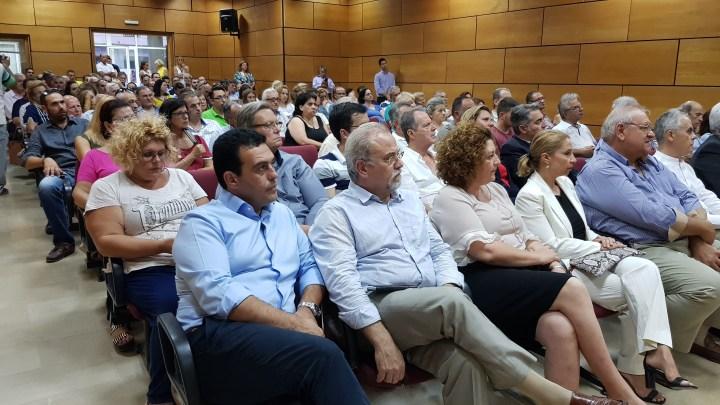 Δυναμικό ξεκίνημα για το Βασίλη Νανοπουλο και τη Συμμαχία Πολιτων