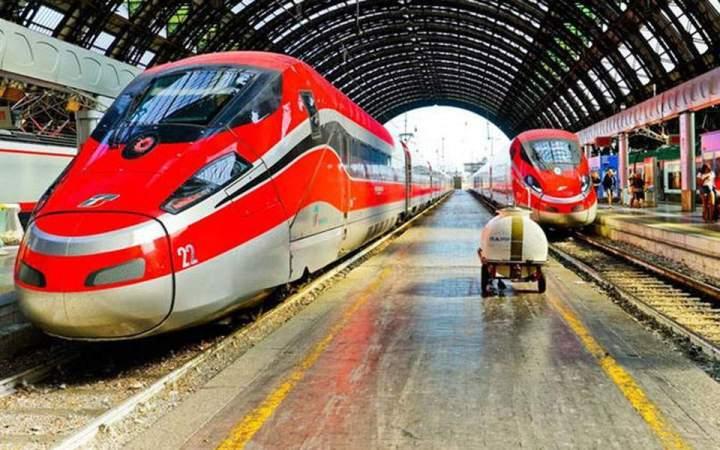 Επίσημη πρώτη για το «ασημένιο βέλος», το τρένο που θα πραγματοποιεί το Αθήνα – Θεσσαλονίκη σε 3,5 ώρες