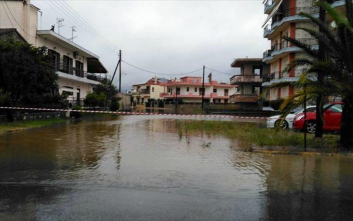 Ανοικτό σήμερα το δημαρχείο Ζευγολατιού για καταγραφή των ζημιών