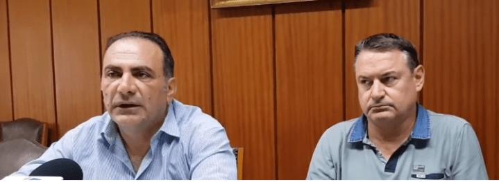 Ο Σύλλογος Ιδιοκτητών Φροντιστών Μέσης Εκπαίδευσης επισκέφτηκε τον πρόεδρο Επιμελητηρίου Κορινθίας Παναγιώτη Πιτσάκη