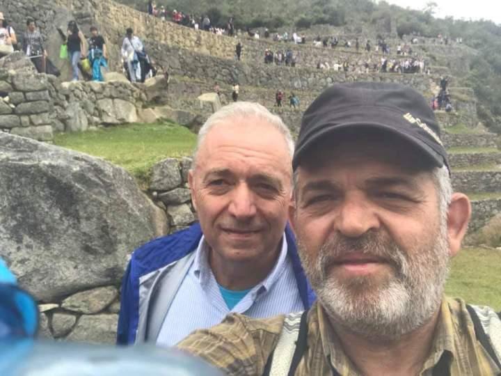 Σε ερευνητικό ταξίδι με την ομάδα του Ευθυμίου Λεκκα ο Δημήτρης Μηλιος