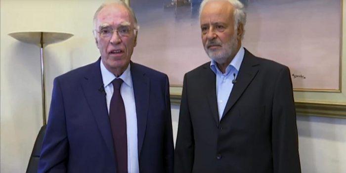 Ο Βασίλης Λεβέντης και η Ενωση Κεντρώων παρουσίασε το Σαραβάκο για Περιφερειάρχη Πελοποννήσου