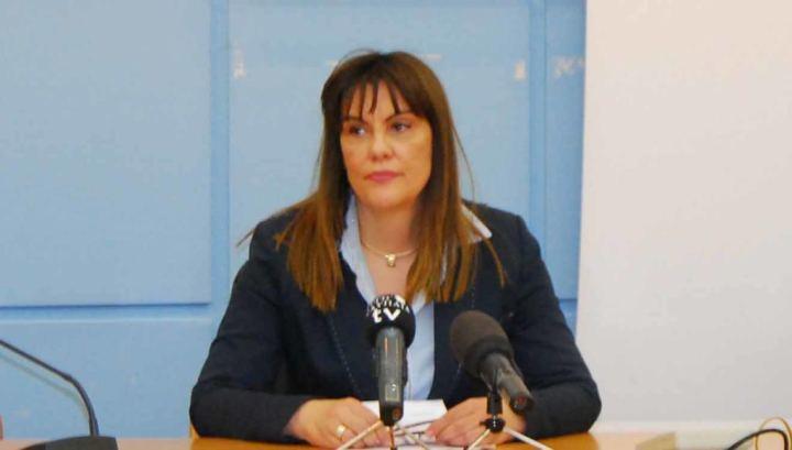 Παραιτήθηκε από θεματική αντιπεριφερειάρχης Ελένη Παναγιωτόπουλου με την ανακοίνωση Νικα