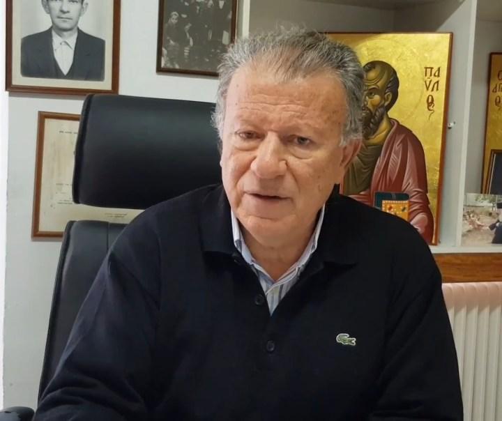 Παπαφωτιου: Παπακυριακος και Δεδες υπευθυνοι για που δεν ολοκληρώθηκαν τα αντιπλημμυρικά στο Δήμο Βέλου Βοχας