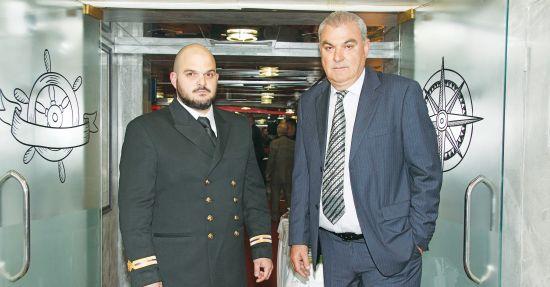 Πώς κατέληξε στο κρατητήριο ο γνωστός εφοπλιστής Γ. Λεβεντάκης μαζί με τον γιο του