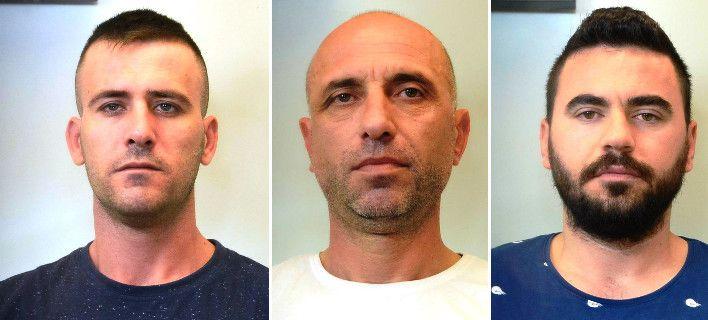 Αυτοί είναι οι τρεις Αλβανοί που «χτυπούσαν» σπίτια σε Βουλιαγμένη, Βάρη και Γλυφάδα -Ακινητοποιούσαν τους ενοίκους και τους έκλεβαν