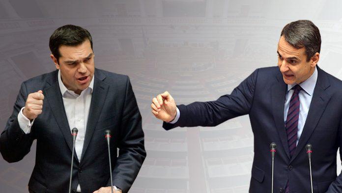Δημοσκόπηση MARC για το Πρώτο ΘΕΜΑ: Αυτοδυναμία ΝΔ με 160 έδρες