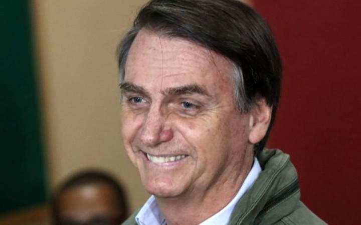 Πρόεδρος της Βραζιλίας εξελέγη ο Ζ. Μπολσονάρου