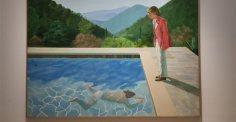 Κάθε ρεκόρ έσπασε η πώληση πίνακα του Hockney