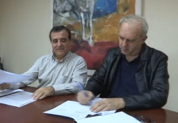 Προμήθεια εξοπλισμού διαχείρισης αστικών στερεών αποβλήτων από το Δήμο Κορινθιων