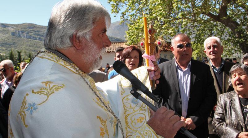 Η Νεμέα γιόρτασε τον πολιούχο της Άγιο Γεώργιο