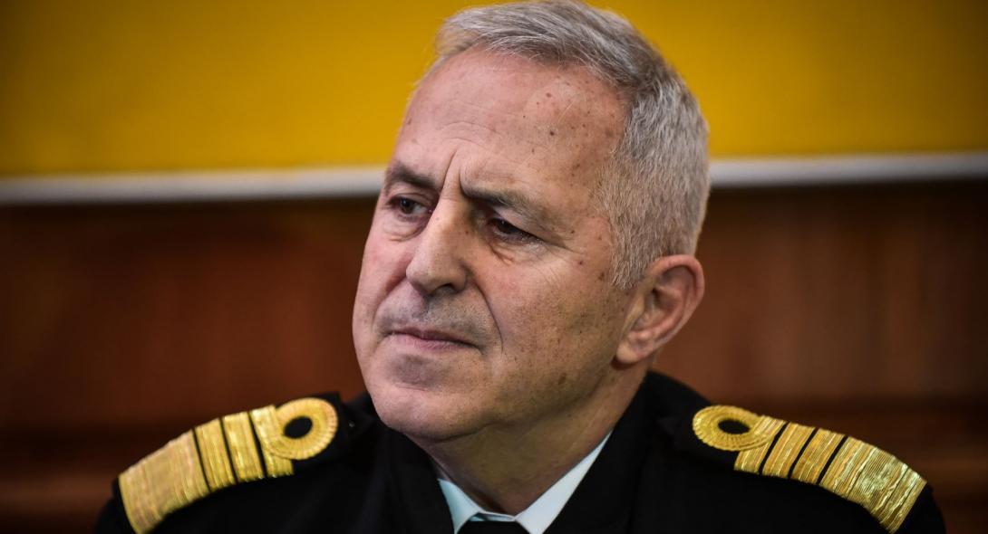 Ανησυχεί για την ενίσχυση της Τουρκίας με S-400 ο Αποστολάκης – «Η Τουρκία δοκιμάζει τις αντοχές μας»