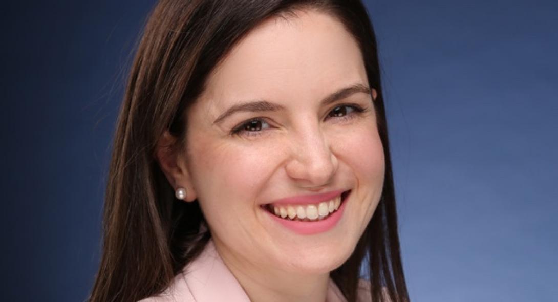 Ελισάβετ Κυρίτση: Από την Ολλανδία και την τεχνητή νοημοσύνη, στο ευρωψηφοδέλτιο της ΝΔ