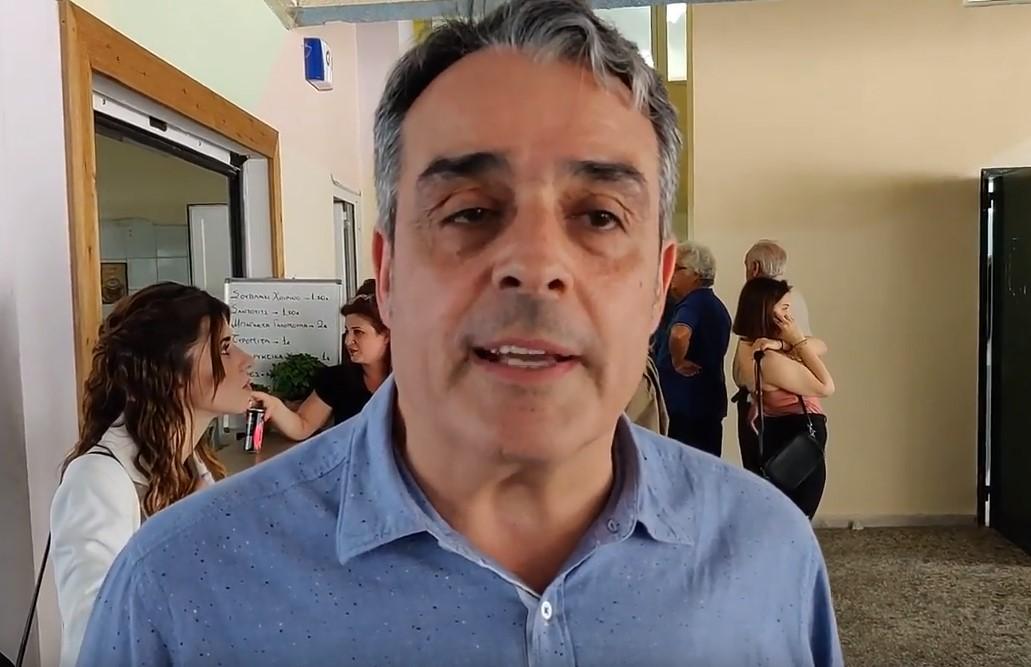 Ο Χρήστος Γιαννούλης για τις Περιφερειακές εκλογές