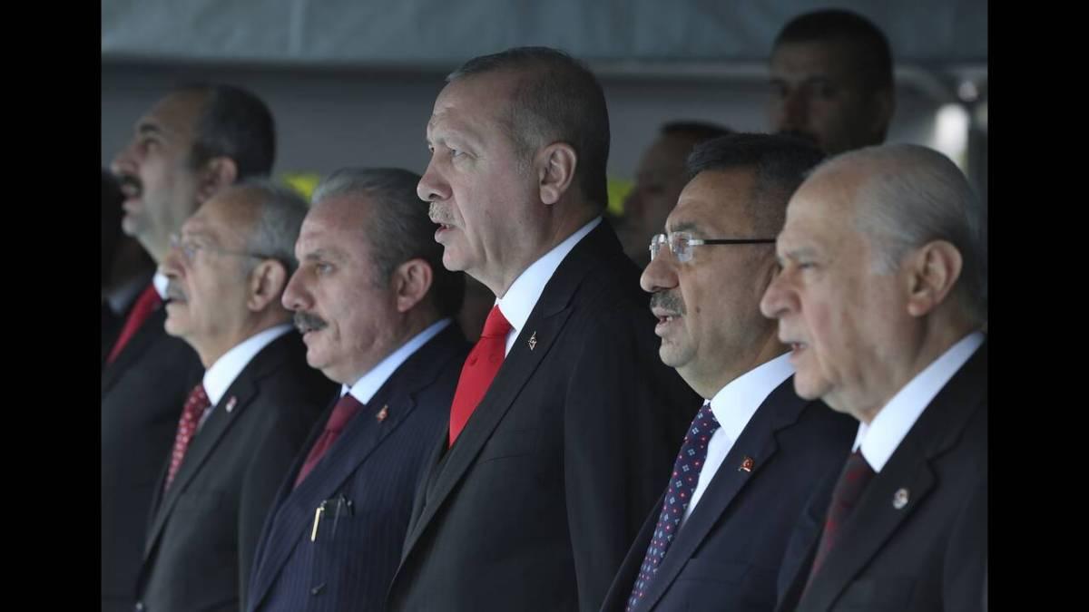 Παραχαράσσει την ιστορία ο Ερντογάν: Οι Τούρκοι ήταν θύματα γενοκτονίας, όχι οι Πόντιοι!