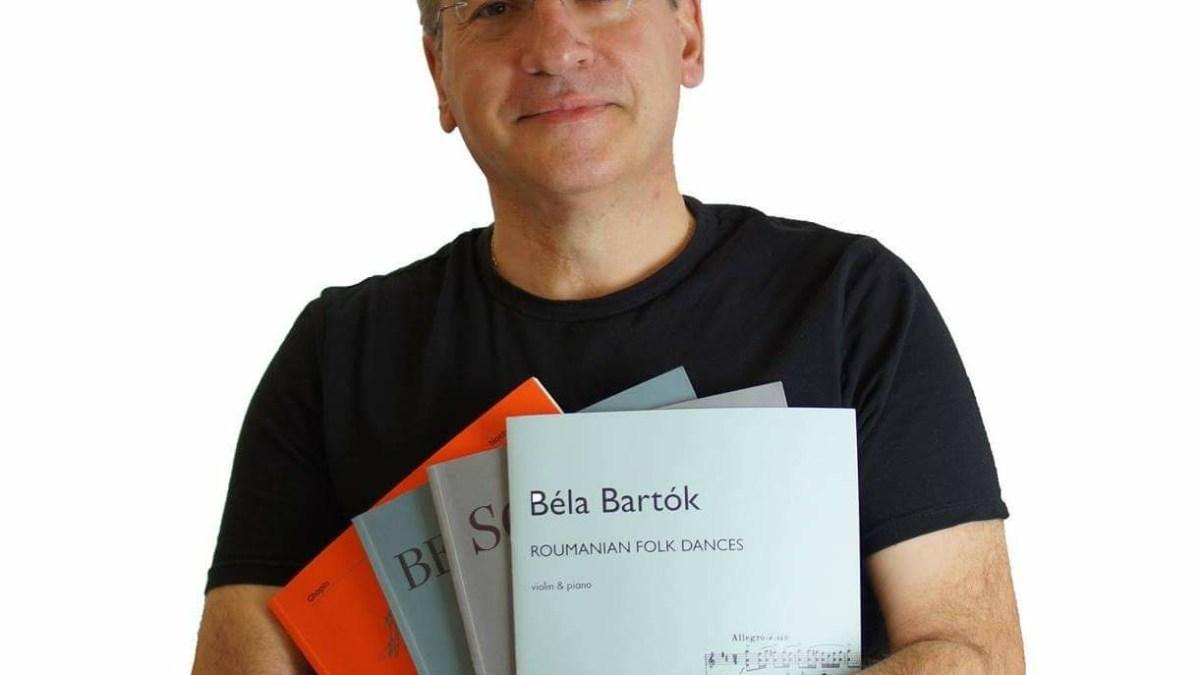 Ο Χρήστος Πουρής καλλιτεχνικός διευθυντής του Εθνικού Ωδείου Βριλησσίων και υπεύθυνος για το πρώτο φεστιβάλ Κλασσικής Μουσικής Δήμου Κορινθίων σε μια αποκλειστική συνέντευξη στο ekorinthos